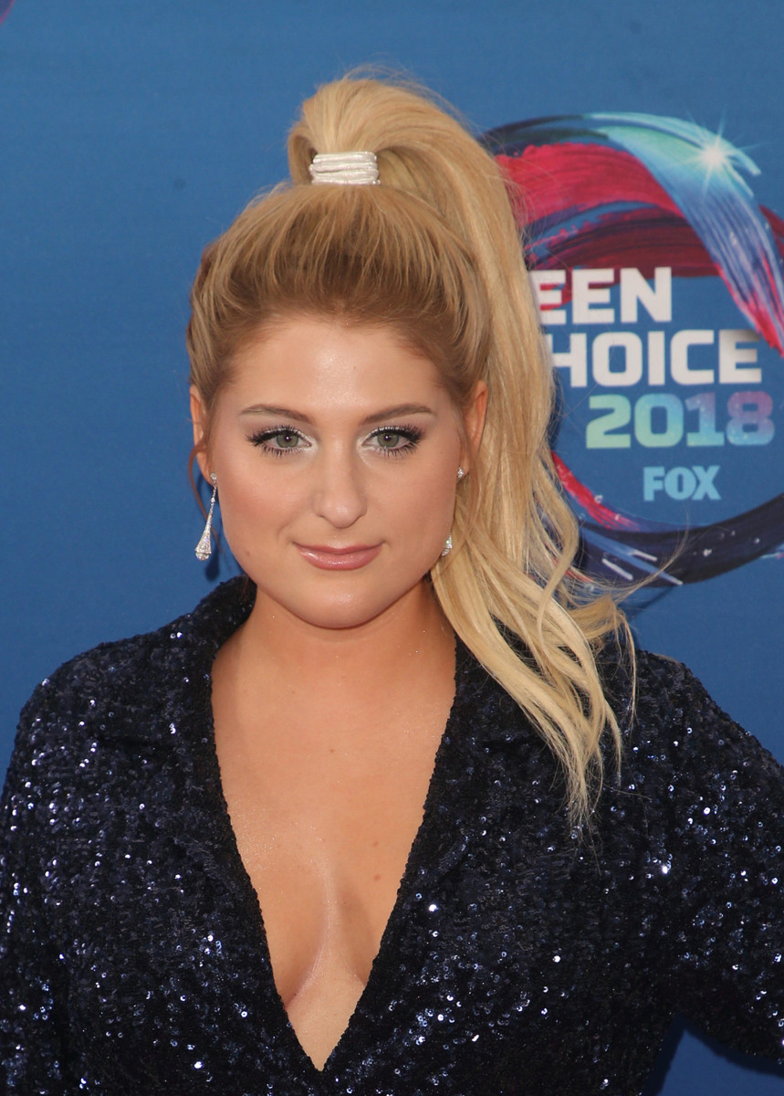 Meghan Trainor Teen Choice Awards 2018