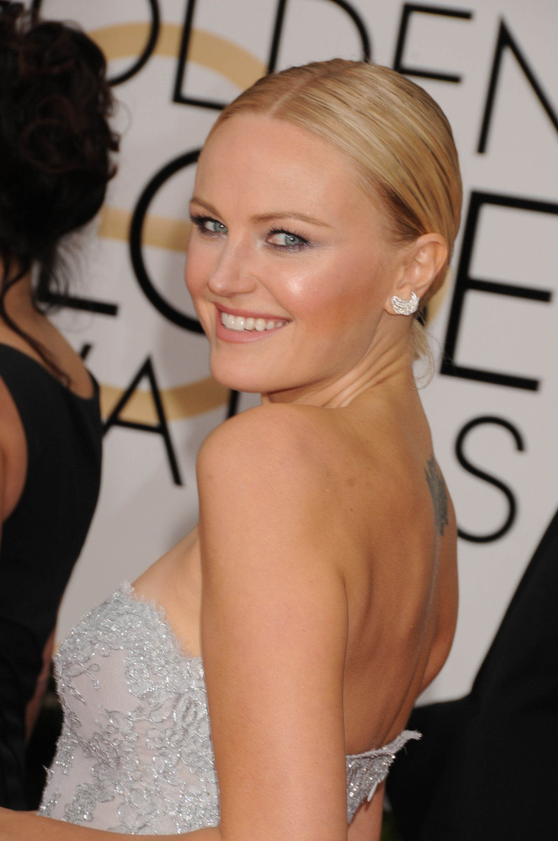 Malin Akerman Golden Globes 2016