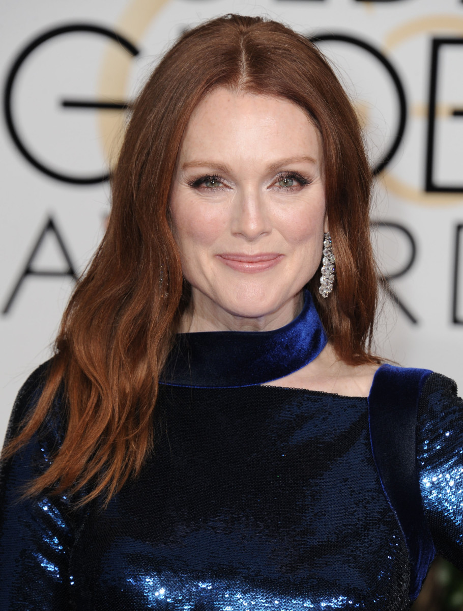 Julianne Moore Golden Globes 2016