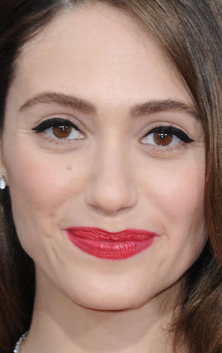 Emmy Rossum Golden Globes 2016