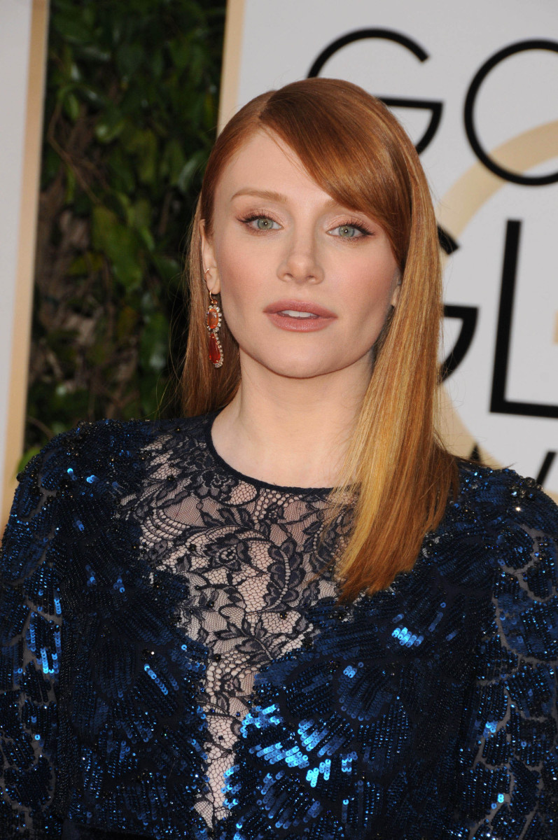 Bryce Dallas Howard Golden Globes 2016