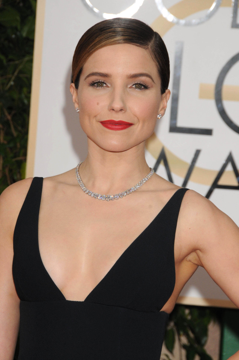 Sophia Bush Golden Globes 2016