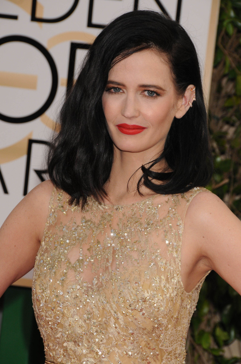 Eva Green Golden Globes 2016