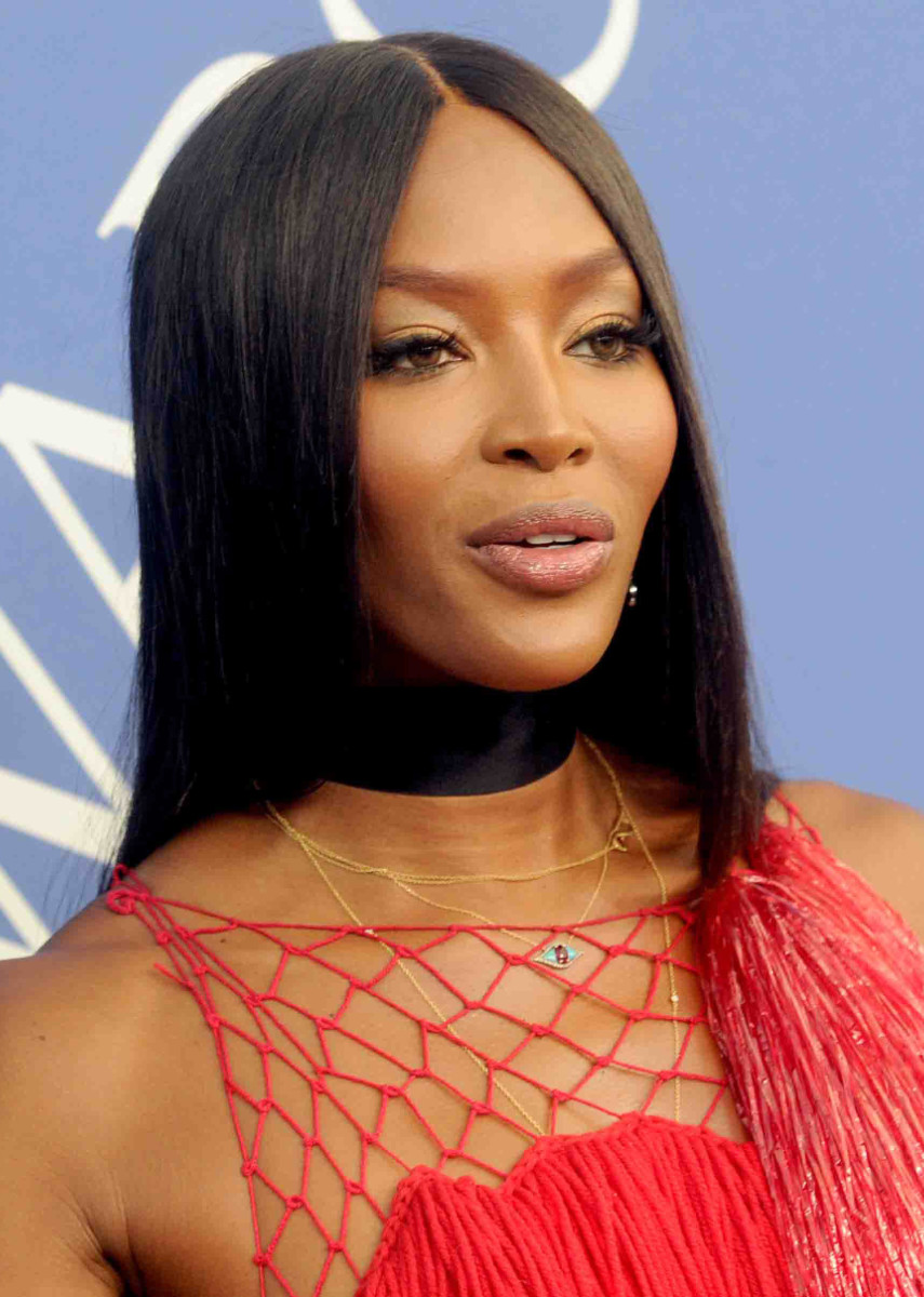 Naomi Campbell CFDA Awards 2018