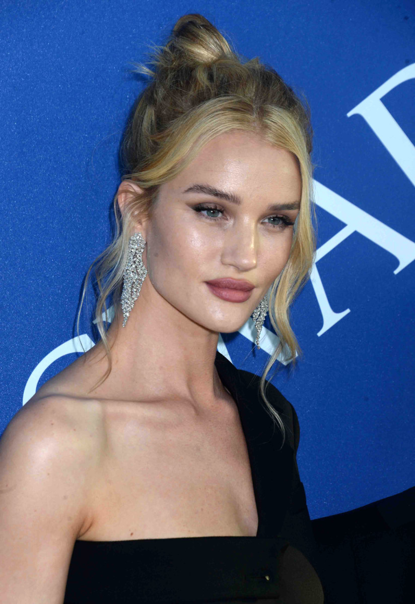 Rosie Huntington-Whiteley CFDA Awards 2018