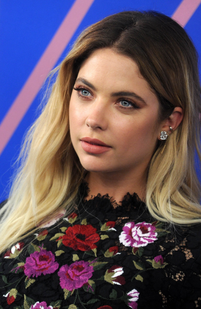 Ashley Benson CFDA Awards 2017