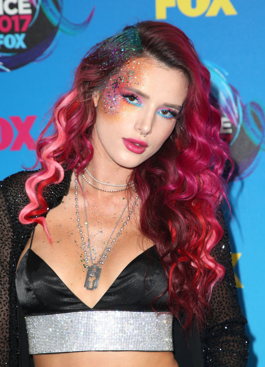 Bella Thorne Teen Choice Awards 2017