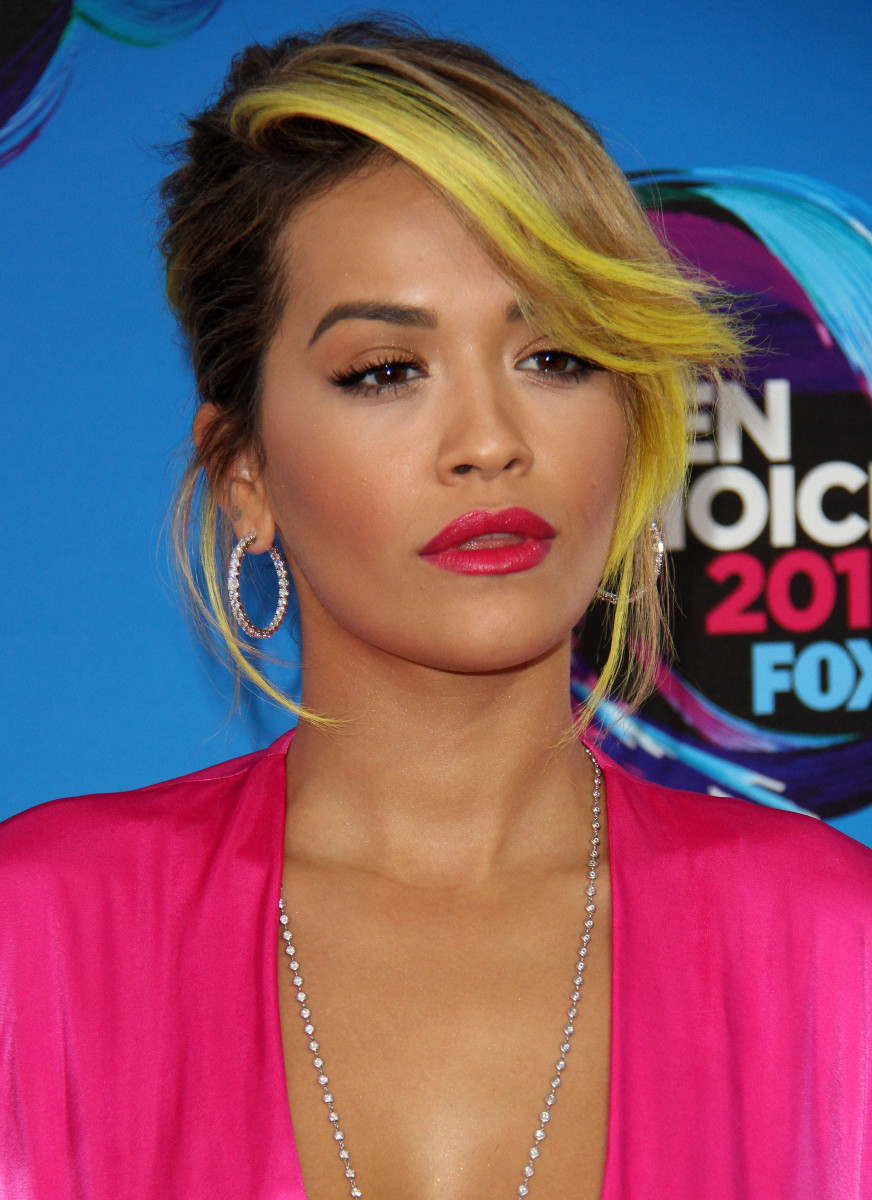 Rita Ora Teen Choice Awards 2017