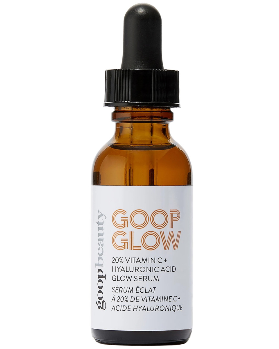 Goop Beauty GOOPGLOW 20 Vitamin C Hyaluronic Acid Glow Serum