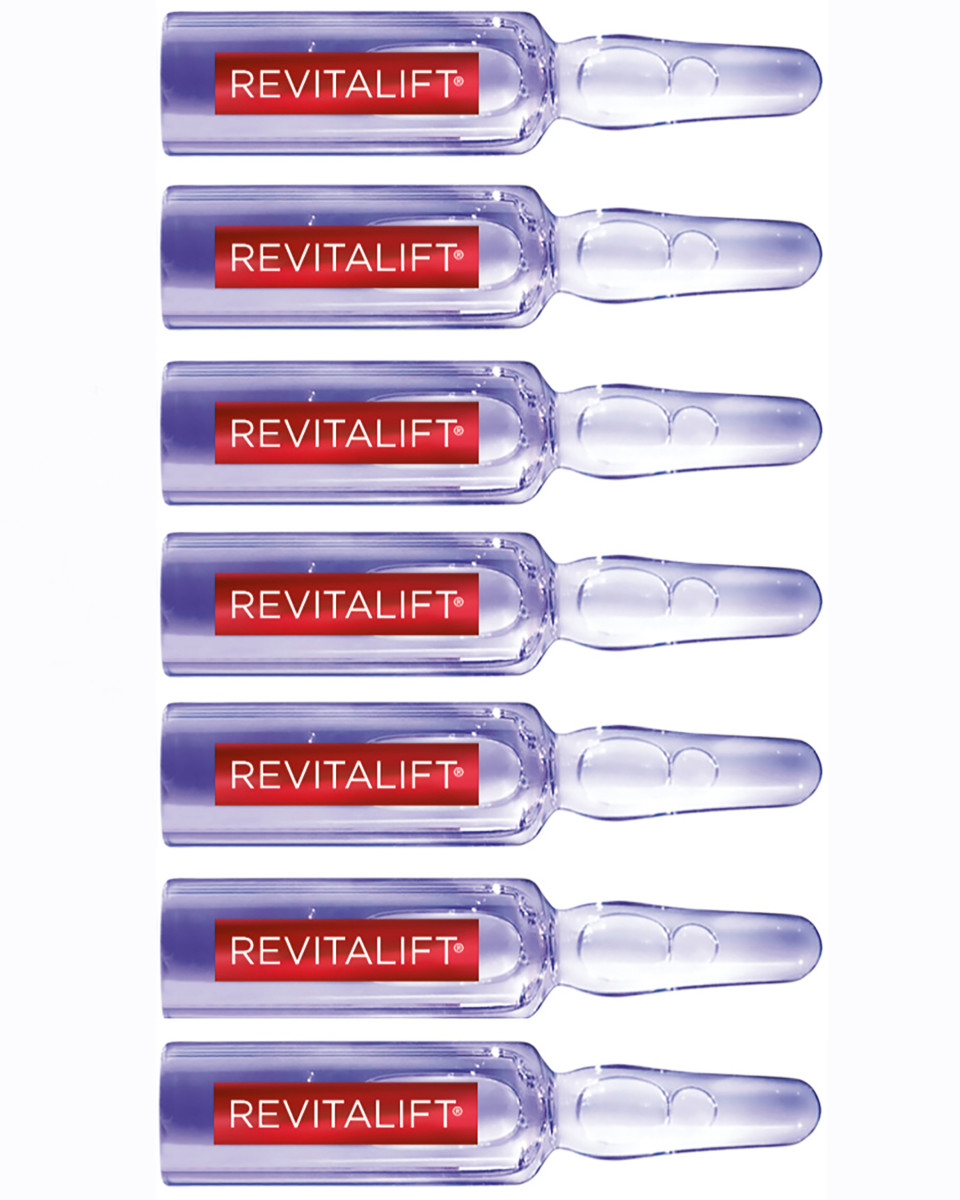 L'Oreal Paris Revitalift Derm Intensives 1.9 Pure Hyaluronic Acid  Replumping Ampoules