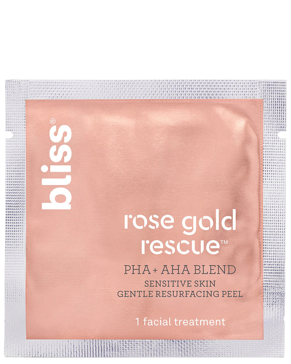 Bliss Rose Gold Rescue Peel