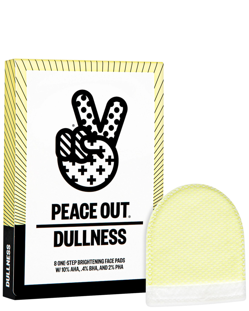 Peace Out Dullness One-Step Brightening Face Pads