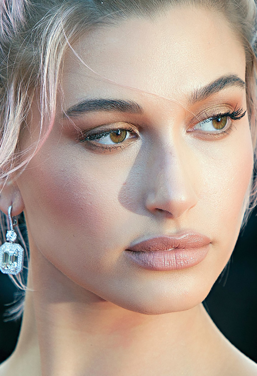 Hailey Baldwin Girls of the Sun Cannes premiere 2018