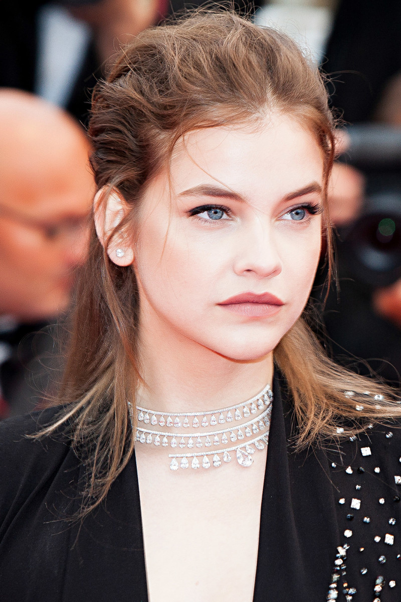 Barbara Palvin Burning Cannes premiere 2018