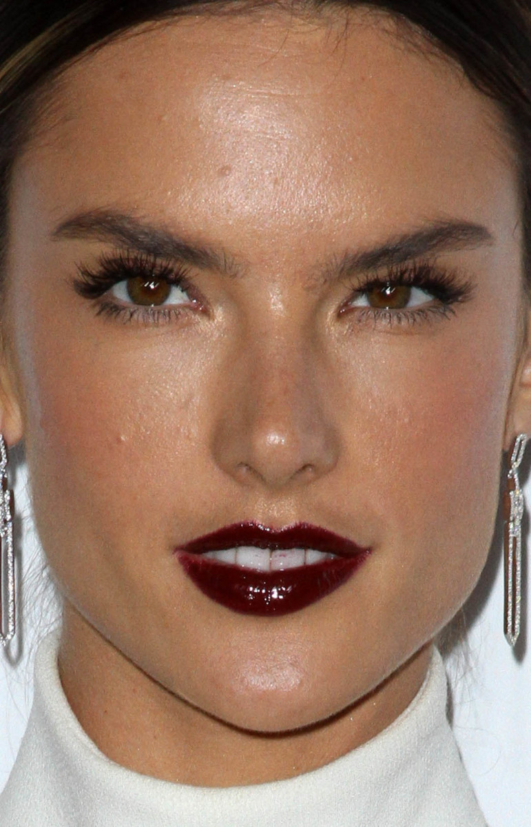 Alessandra Ambrosio Elle Women in Hollywood Awards 2016