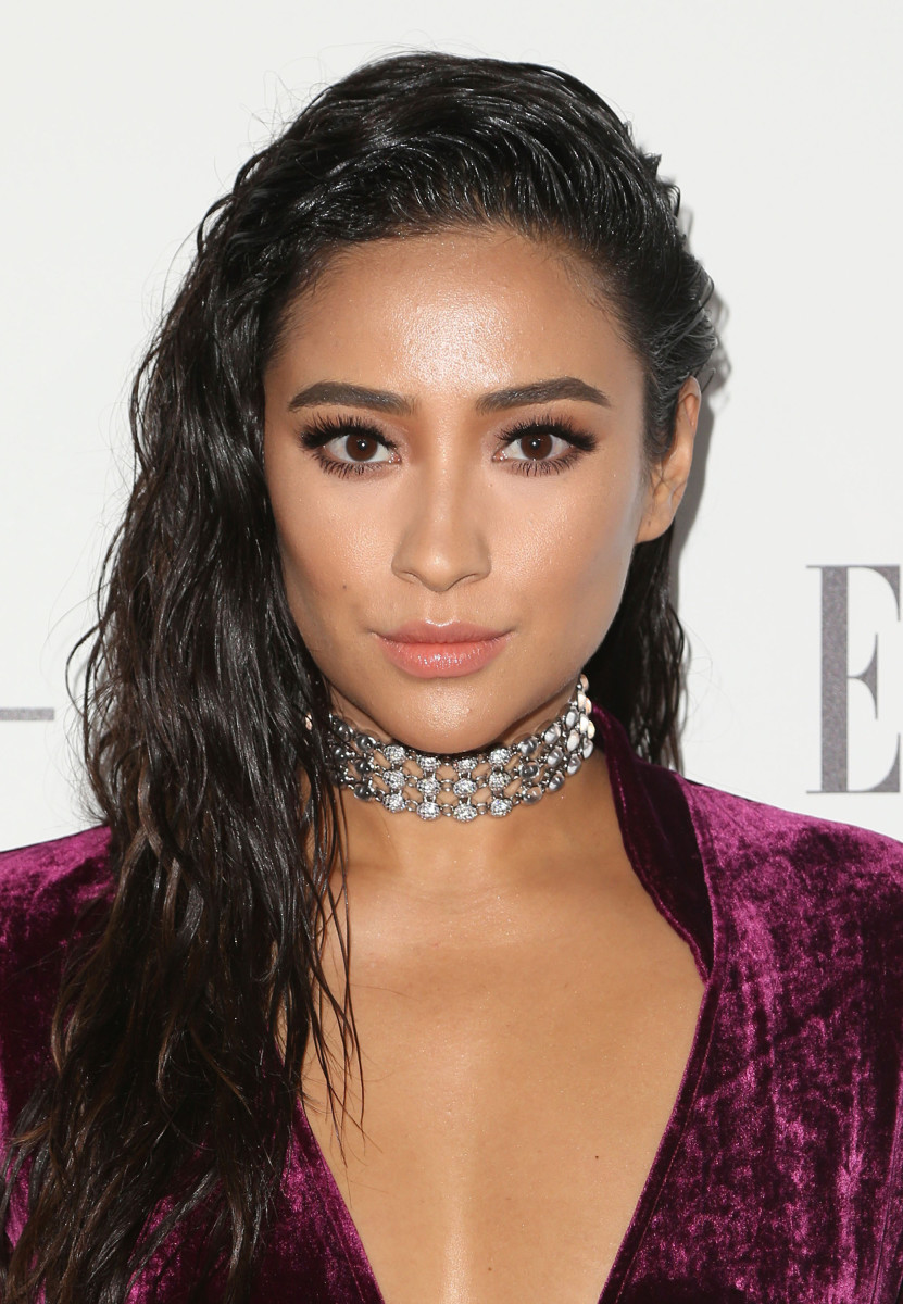 Shay Mitchell Elle Women in Hollywood Awards 2016