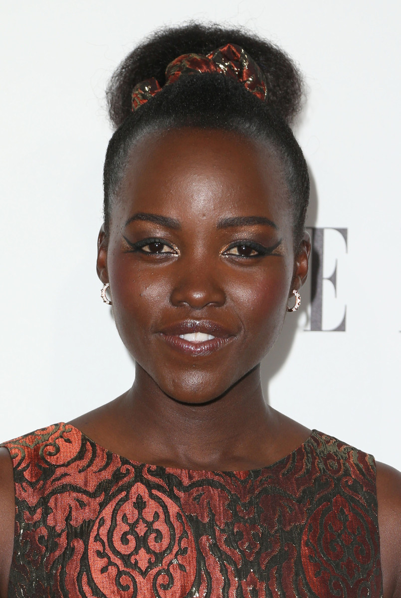 Lupita Nyong'o Elle Women in Hollywood Awards 2016