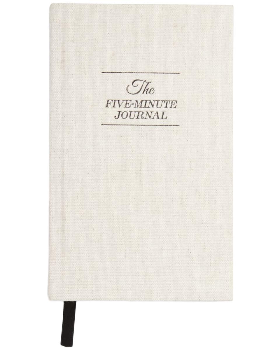 Intelligent Change The Five-Minute Journal