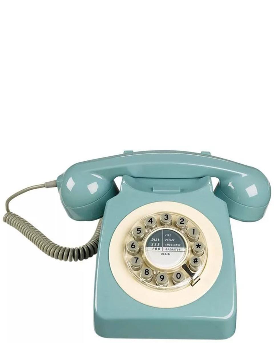 Wild Wolf Retro 746 Landline Phone