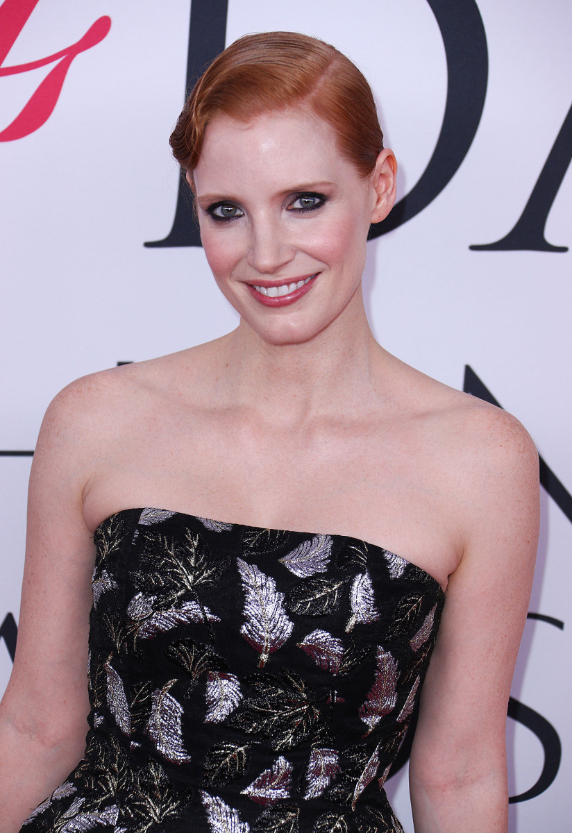 Jessica Chastain CFDA Awards 2016