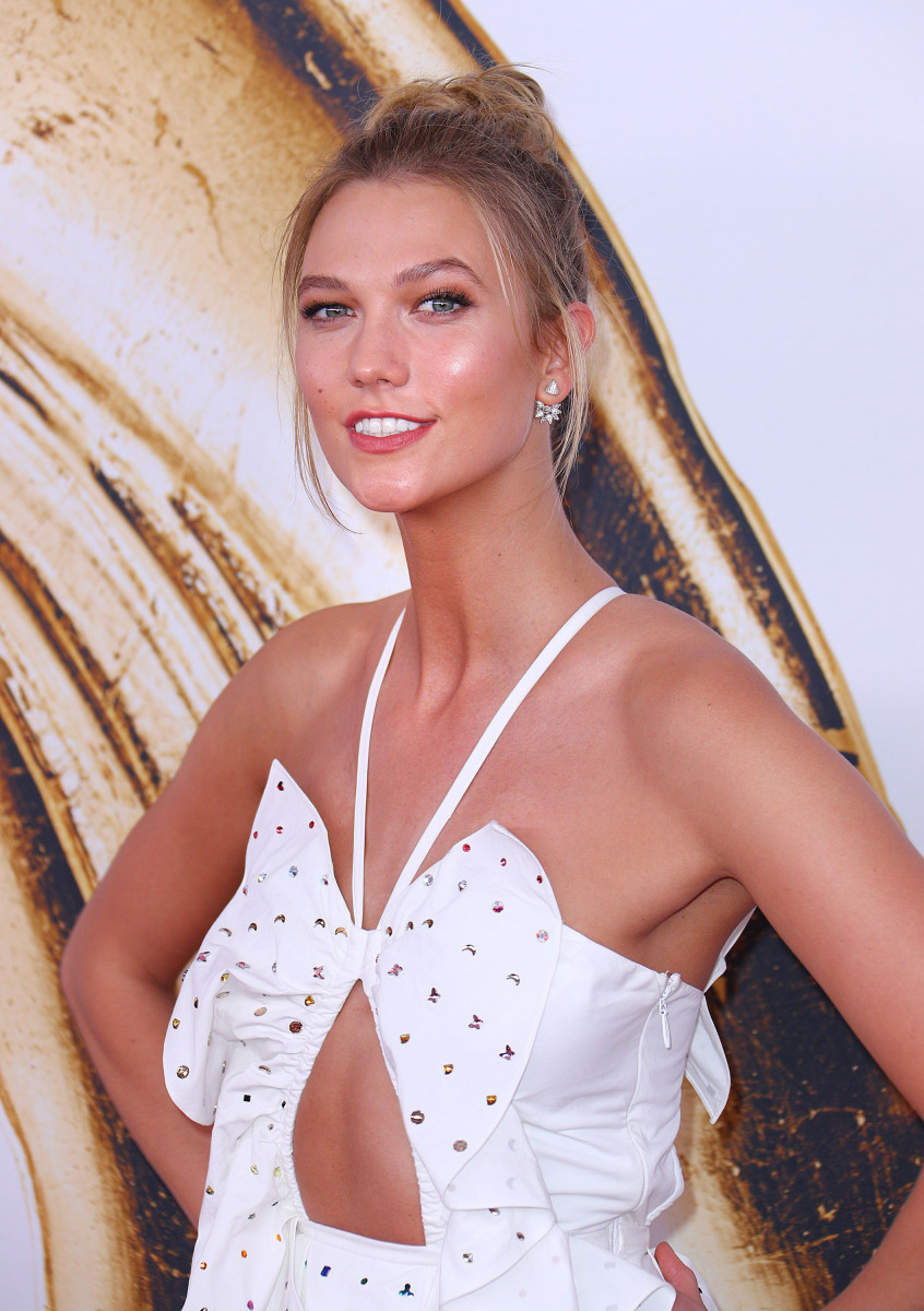 Karlie Kloss CFDA Awards 2016