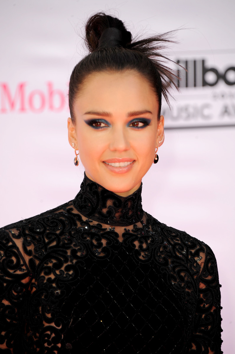Jessica Alba Billboard Music Awards 2016