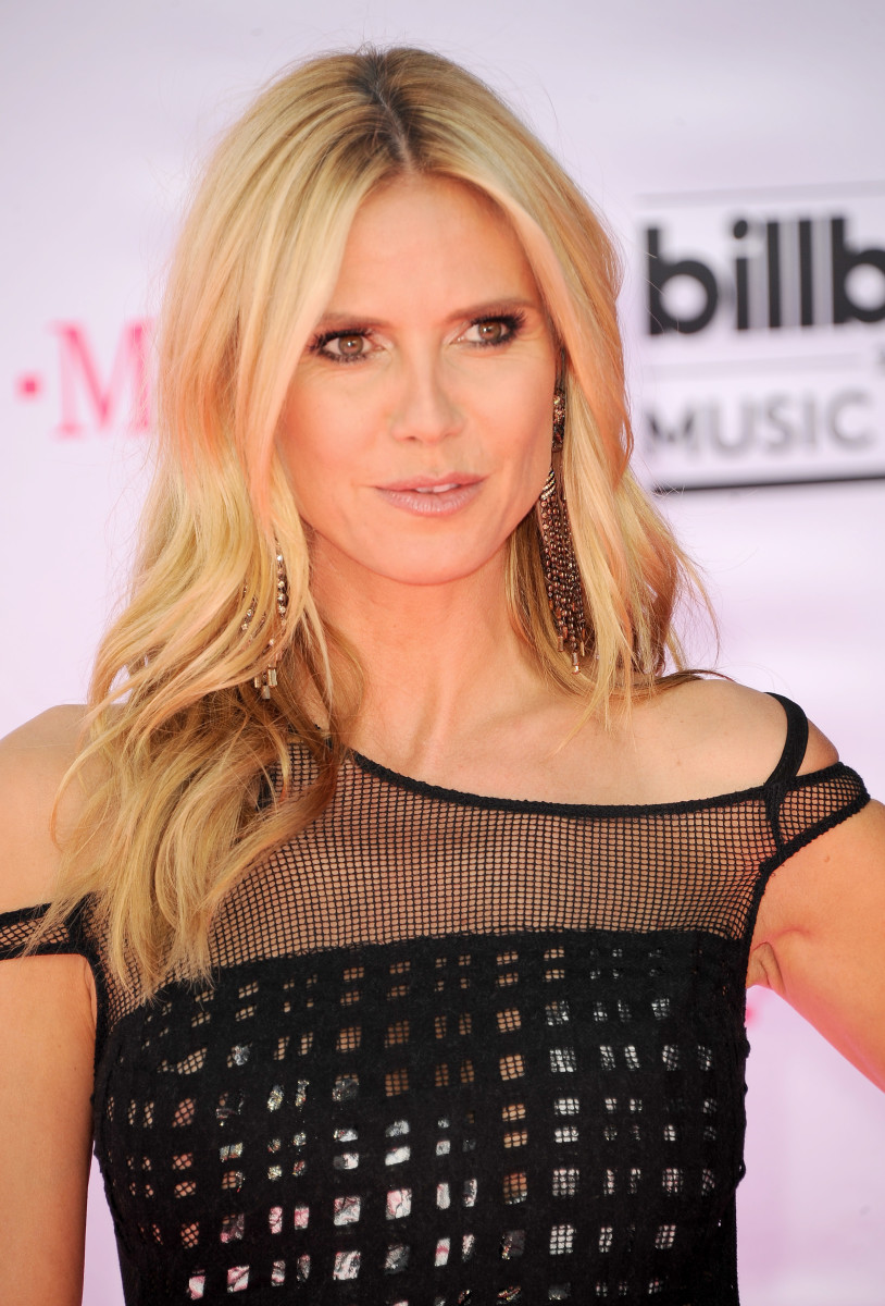 Heidi Klum Billboard Music Awards 2016