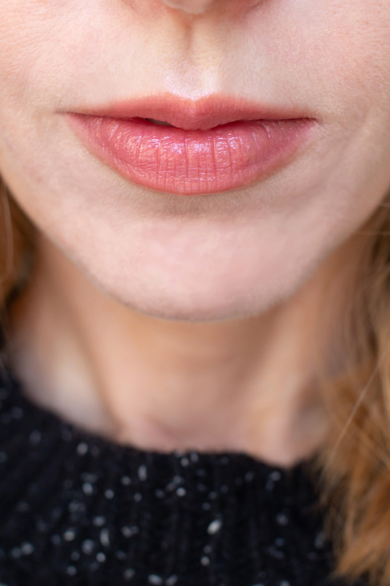 Henne Organics Lip Tint in Bare