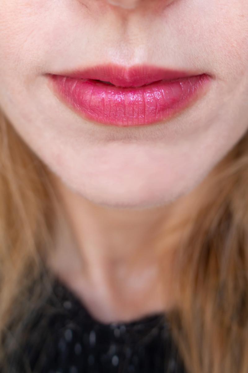 Henne Organics Lip Tint in Azalea