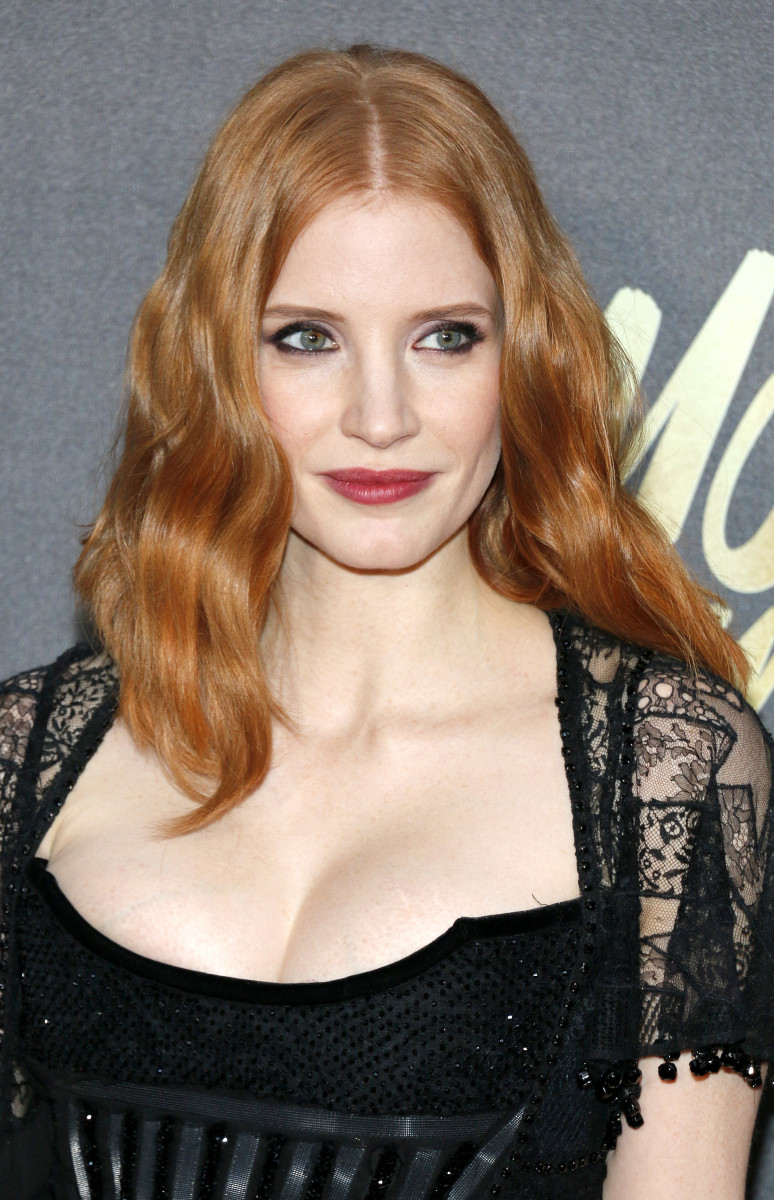 Jessica Chastain MTV Movie Awards 2016
