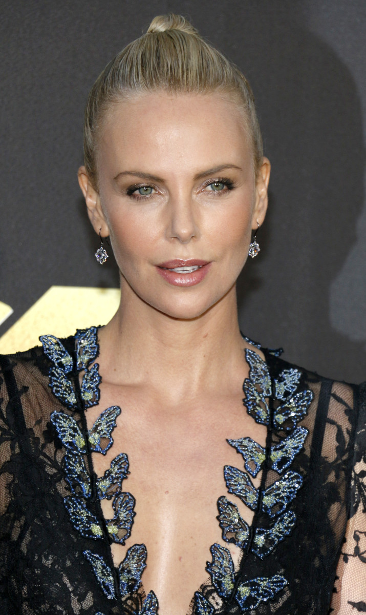 Charlize Theron MTV Movie Awards 2016