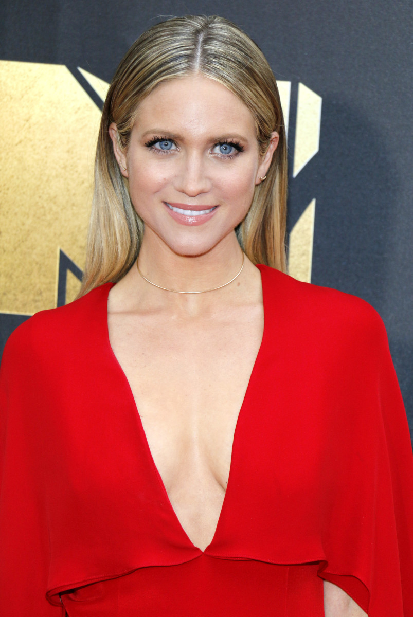 Brittany Snow MTV Movie Awards 2016
