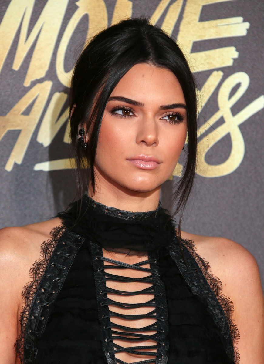 Kendall Jenner MTV Movie Awards 2016