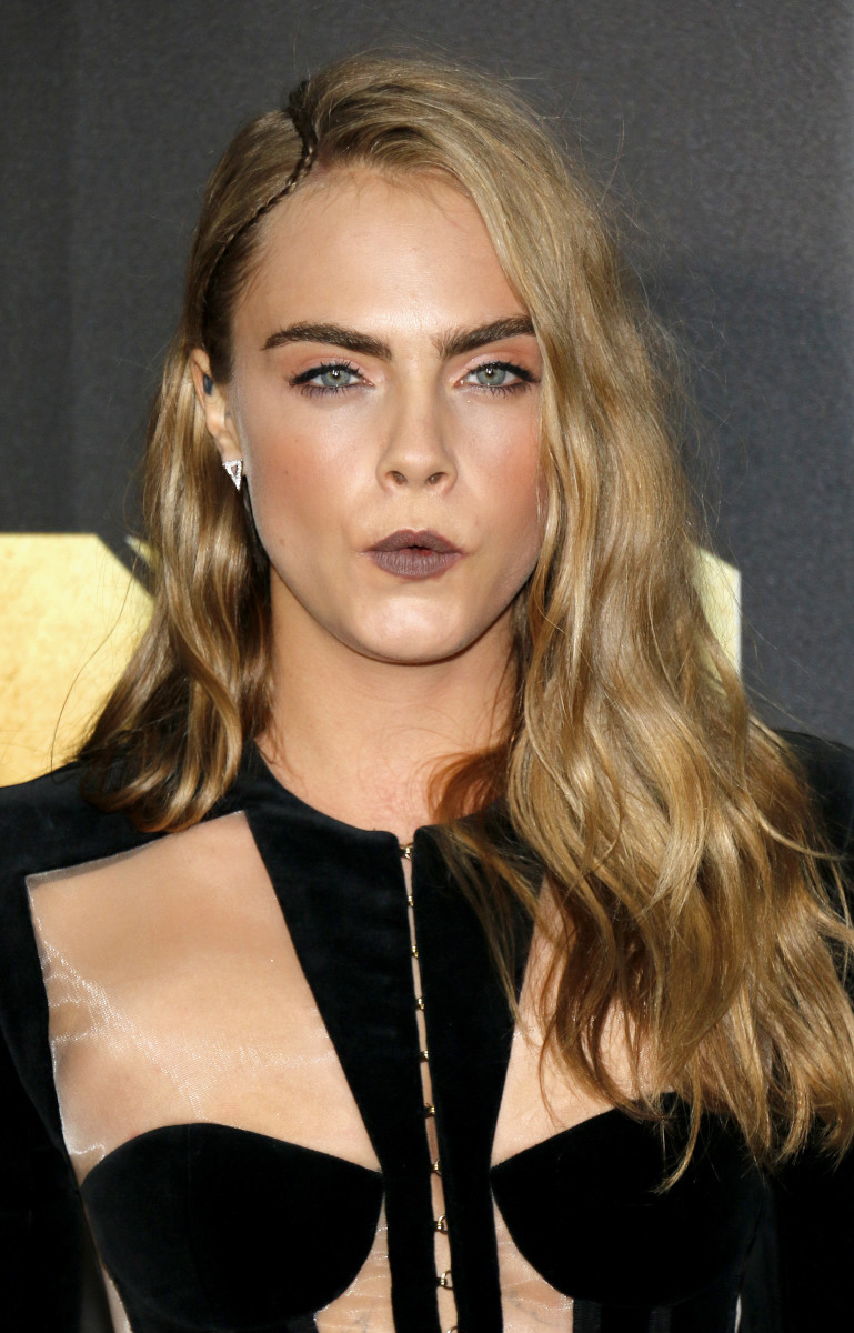 Cara Delevingne MTV Movie Awards 2016