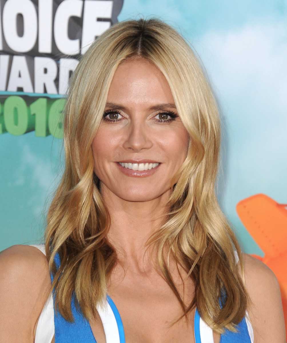 Heidi Klum Kids' Choice Awards 2016