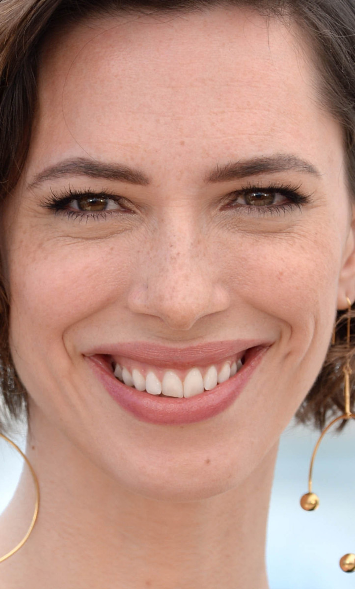 Rebecca Hall The BFG Cannes photocall 2016