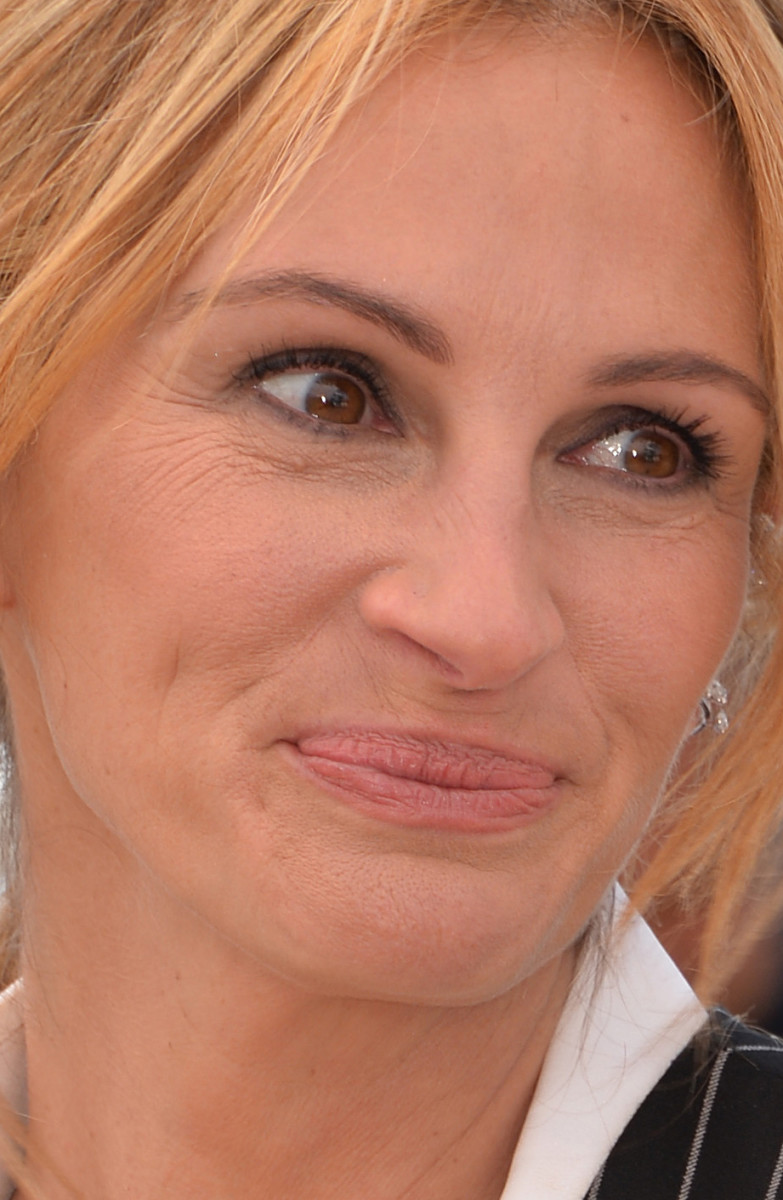 Julia Roberts Money Monster Cannes photocall 2016