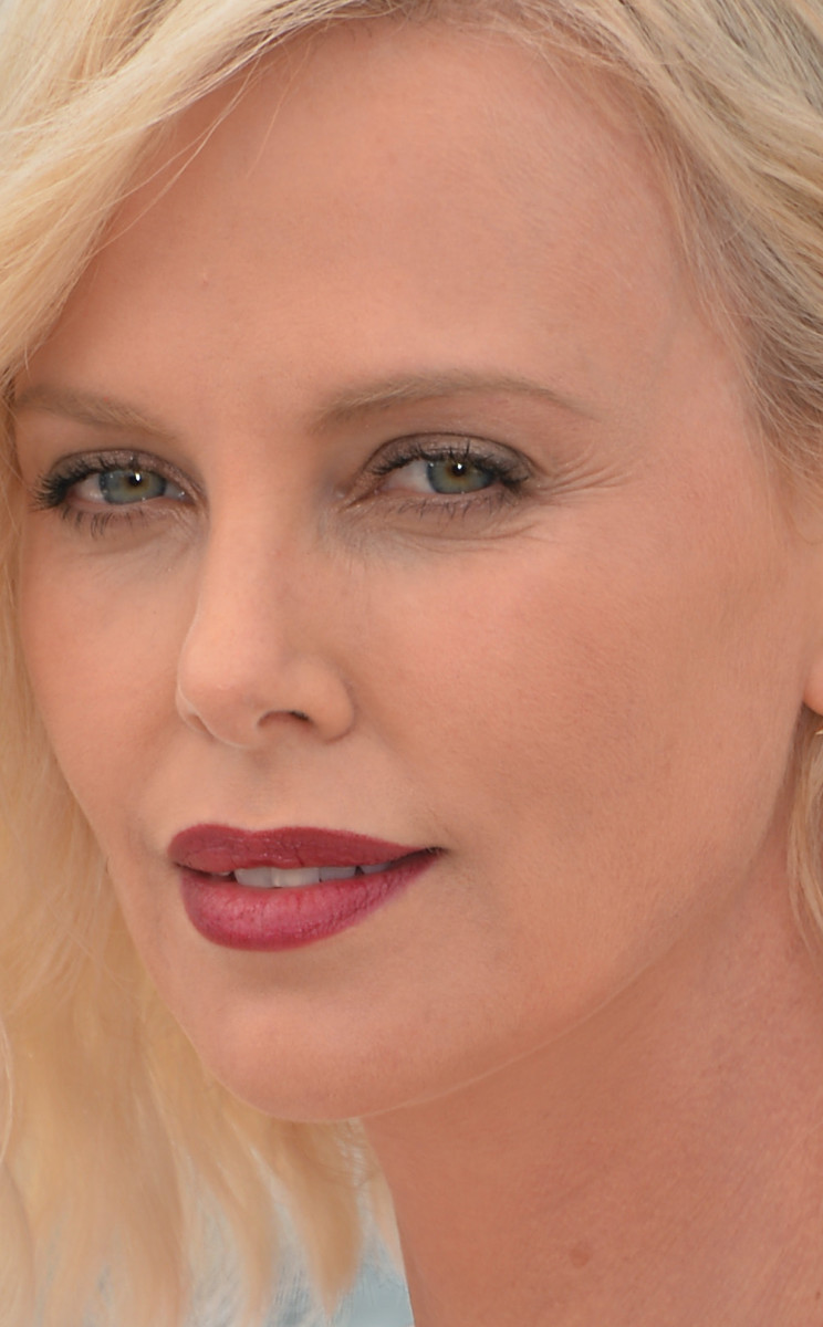 Charlize Theron The Last Face Cannes photocall 2016