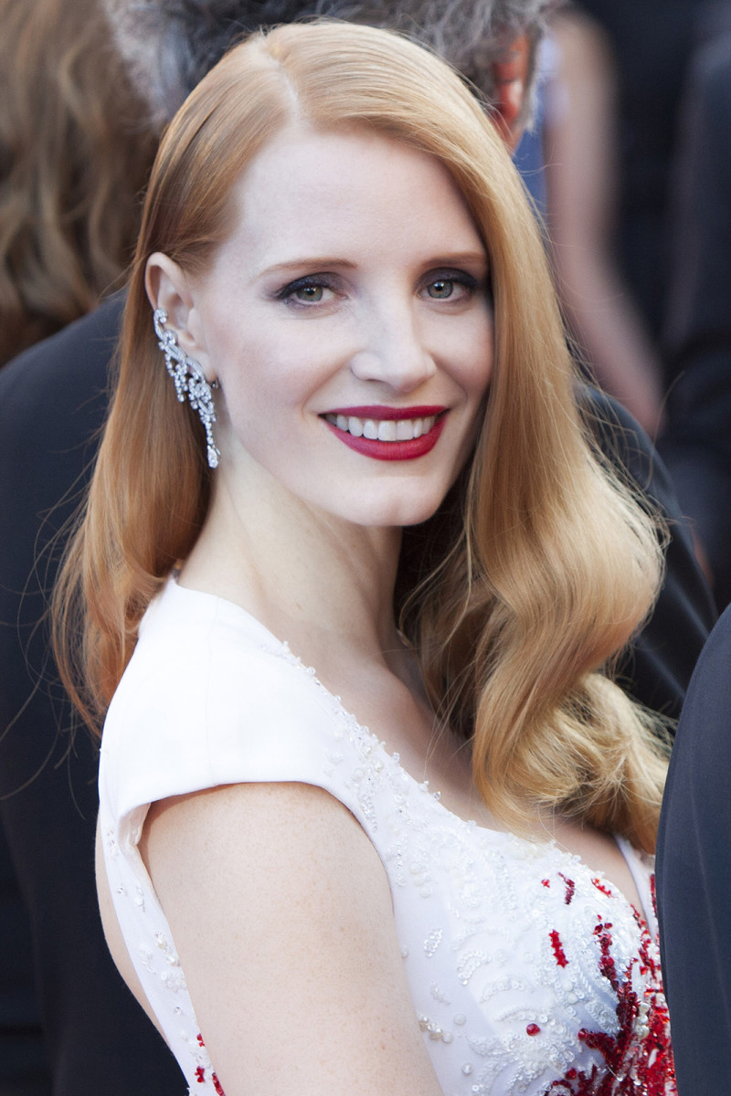 Jessica Chastain Cannes Film Festival closing ceremony 2017