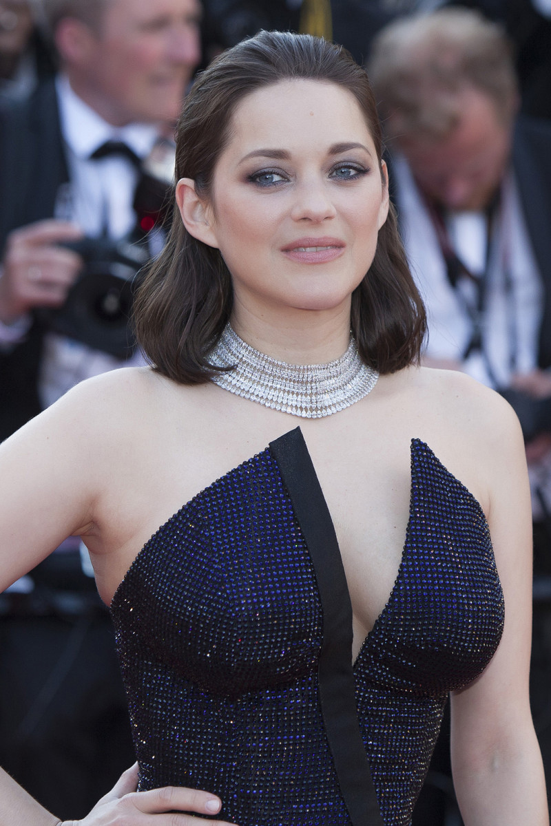 Marion Cotillard Cannes Film Festival 70th anniversary celebration 2017