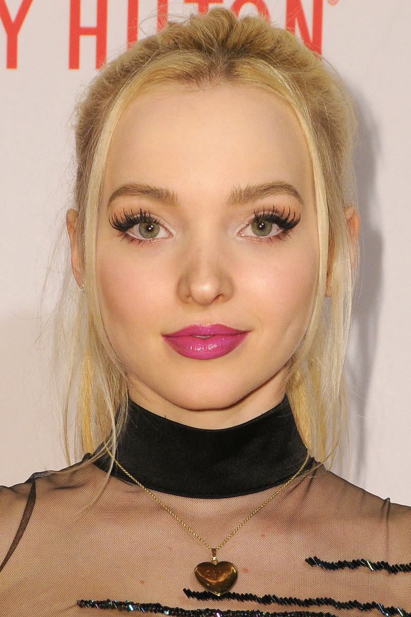 Dove Cameron Race to Erase MS Gala 2016