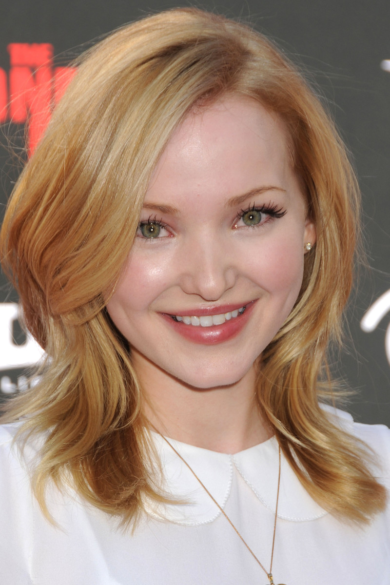 Dove Cameron The Lone Ranger world premiere 2013