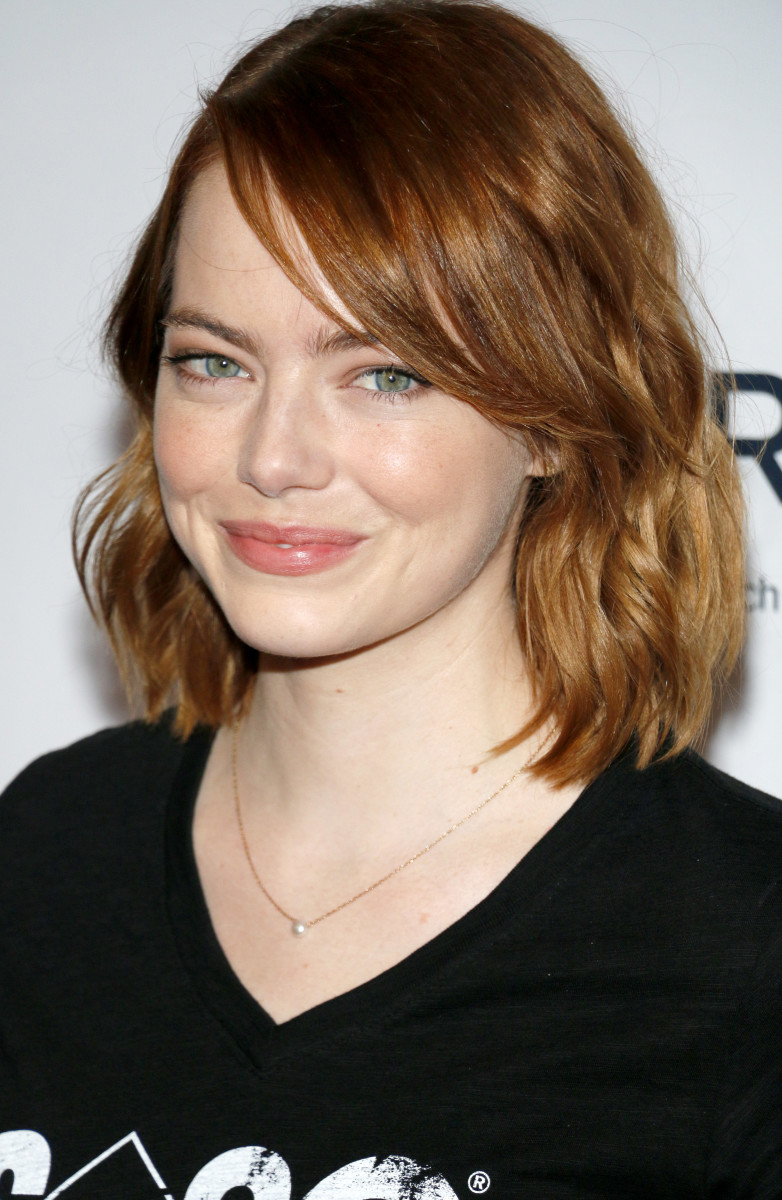 Emma Stone Stand Up to Cancer 2016