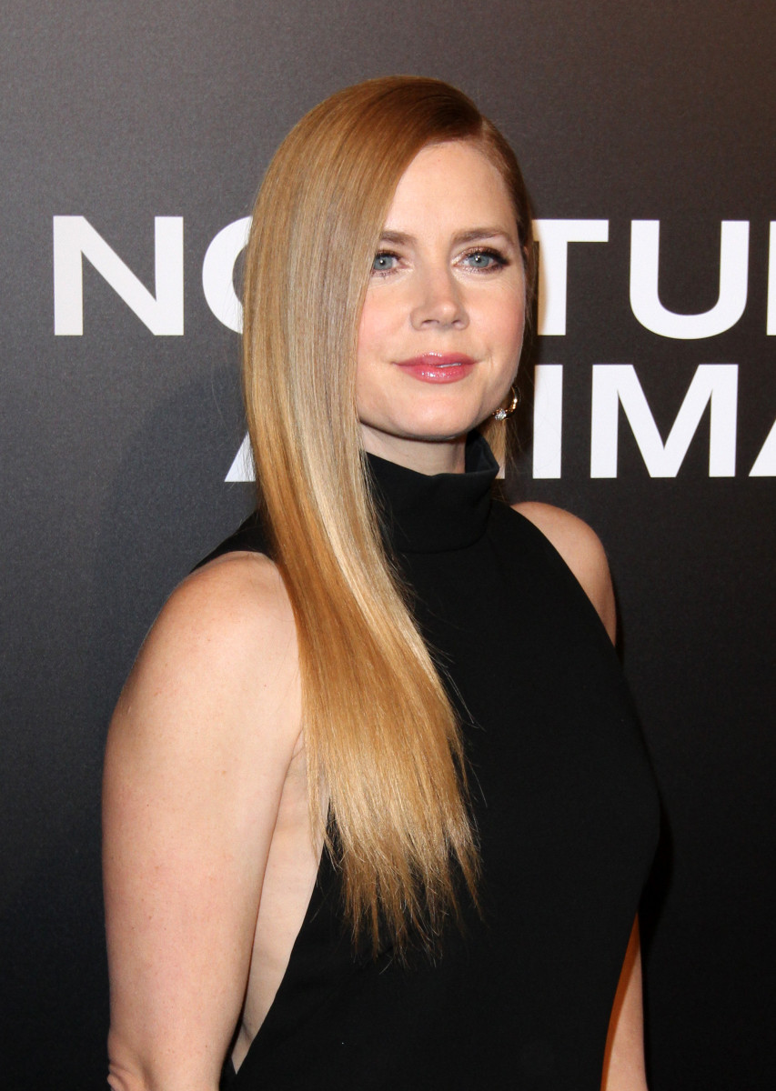 Amy Adams Nocturnal Animals Los Angeles premiere 2016