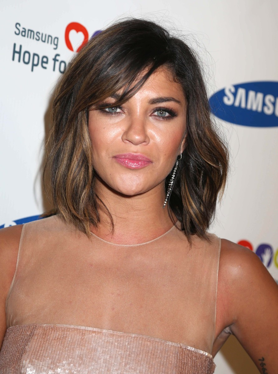 Jessica Szohr Hope for Children Gala 2013