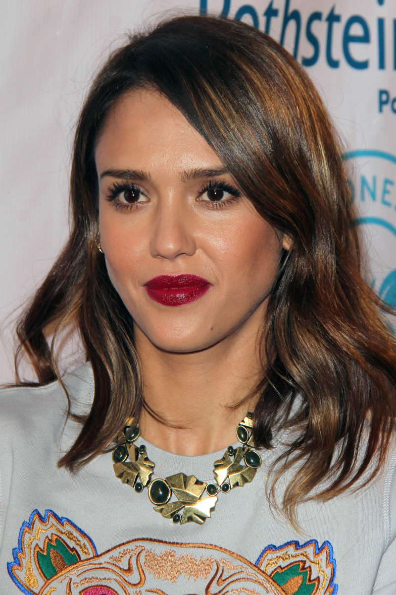 Jessica Alba Experience East Meets West 2014