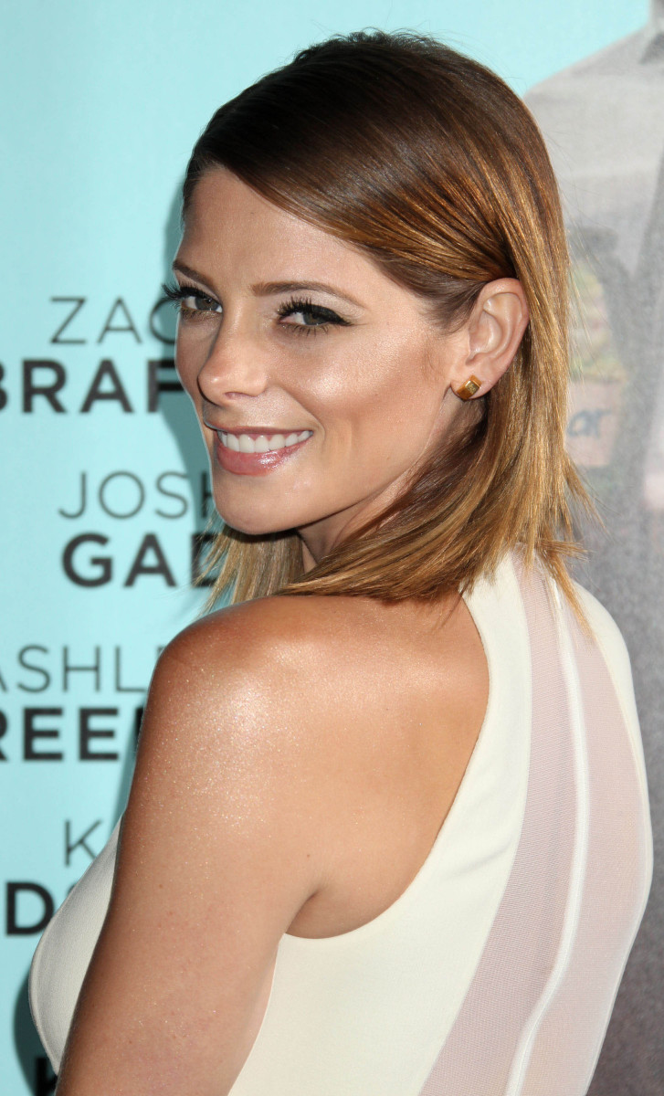 Ashley Greene Wish I Was Here Los Angeles premiere 2014