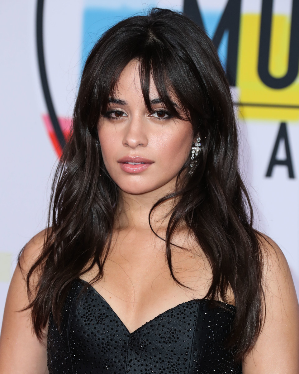 Camila Cabello American Music Awards 2018