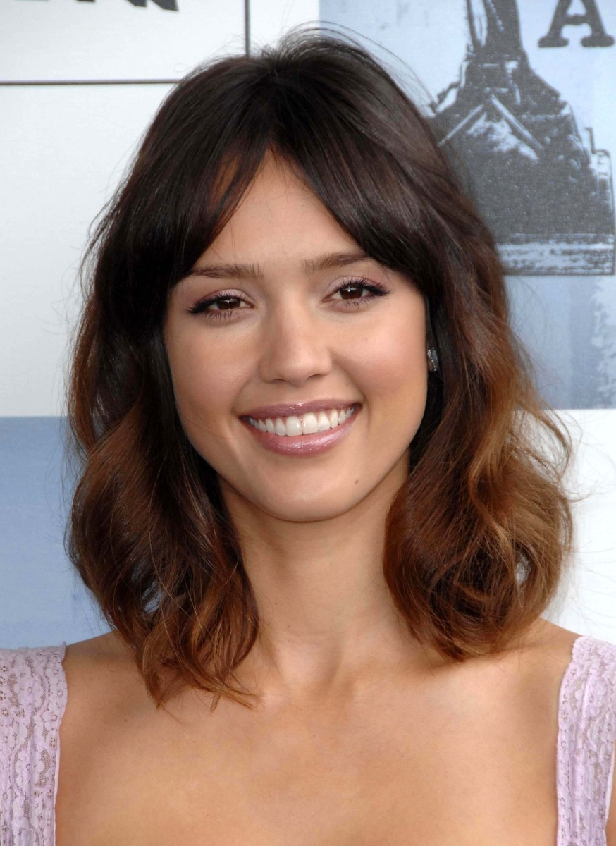 Jessica Alba Independent Spirit Awards 2009