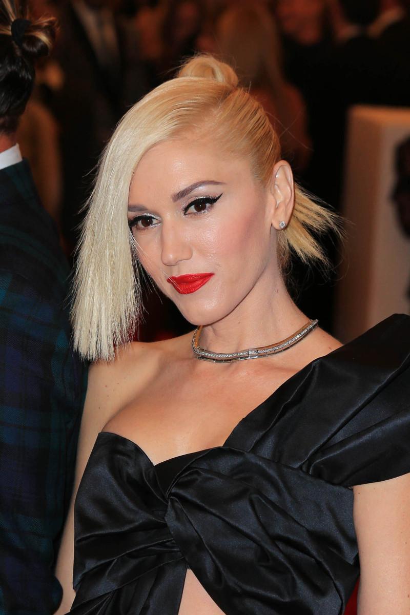 Gwen Stefani Met Gala 2013